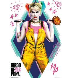 Birds of Prey Harley Quinn Poster 61x91.5cm