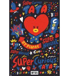 BT21 Tata Poster 61x91.5cm