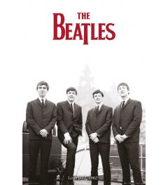 The Beatles Liverpool 1962 Poster 61x91.5cm