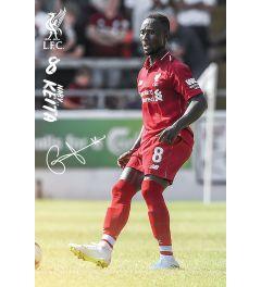 Liverpool Keita 18-19 Poster 61x91.5cm