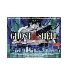 Ghost in the Shell Poster 92x69.2cm
