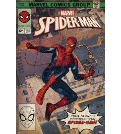 Marvel Spider-Man Comic Front Poster 61x91.5cm