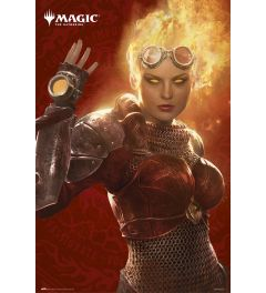 Magic The Gathering Chandra Poster 61x91.5cm