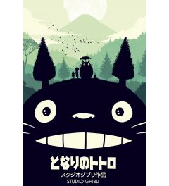 My Neighbour Totoro Poster 61x91.5cm