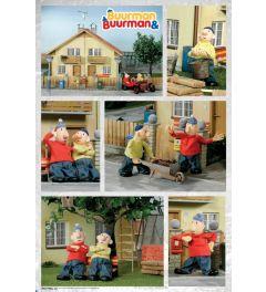 Buurman & Buurman Collage Poster 61x91.5cm