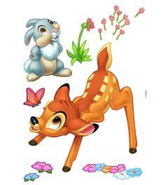 Bambi - Sneeuw