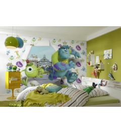 Monsters University - Interieur