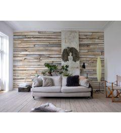 Whitewashed Wood - Interieur