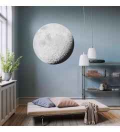 Luna Zelfklevende Behangcirkel ⌀125