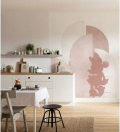 Minnie Creative Aesthetic 5-delig Fotobehang 250x280cm
