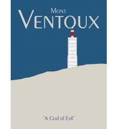 Monument Studio Mont Ventoux Art Print 30x40cm