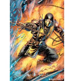 Mortal Kombat Scorpion Poster 61x91.5cm