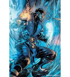 Mortal Kombat Sub Zero Poster 61x91.5cm