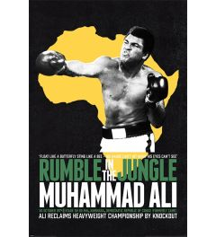 Muhammad Ali Rumble in the Jungle Poster 61x91.5cm