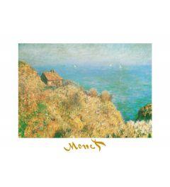 La Casa Dei Doganieri - Claude Monet