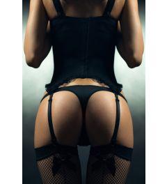 Vrouw In Onderbroek Poster 61x91.5cm