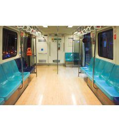 Metro 7-delig Fotobehang 350x260cm