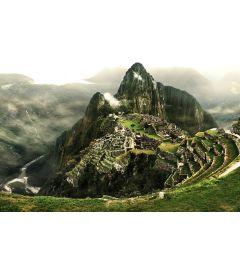 Machu Picchu 7-delig Fotobehang 350x260cm