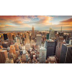 Manhattan Centrum 7-delig Fotobehang 350x260cm