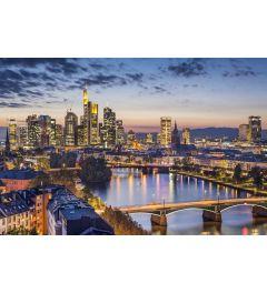 Frankfurt Am Main 7-delig Fotobehang 350x260cm