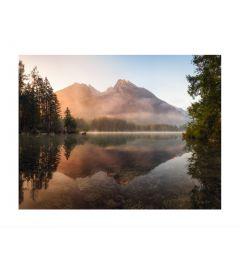 Mountain Reflection Kunstdruk