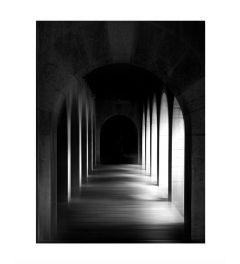 Arches Black & White Kunstdruk