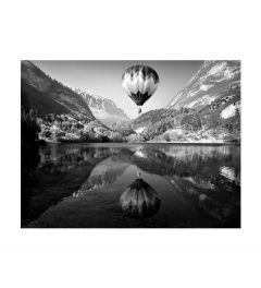 Hot Air Balloon Flight in Italy Kunstdruk