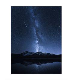 Shooting Stars Kunstdruk