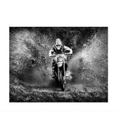 Motocross Kunstdruk