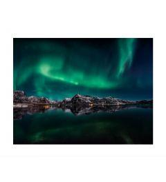 Aurora Borealis Kunstdruk