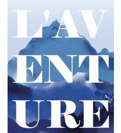 L'Aventure Art Print