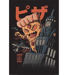 Ilustrata Pizza Kong Poster 61x91.5cm