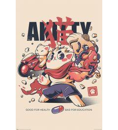 Ilustrata Akitty Poster 61x91.5cm