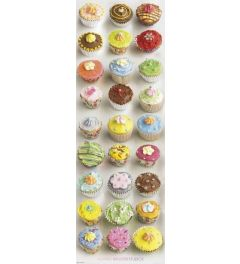 Howard Shooter Cupcakes Poster 53x158cm