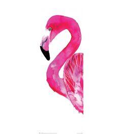 Sofie Rolfsdotter Poster Flamingo 30.5x91.5cm