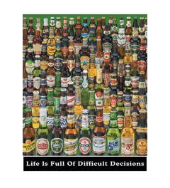 Bier - Het leven zit vol moeilijke beslisingen