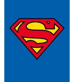 Superman Poster Classic Logo 40x50cm