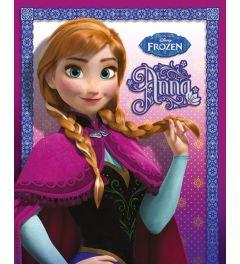 Frozen Anna Poster 40x50cm