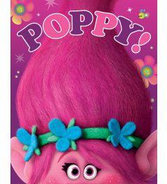 Trolls - Poppy - Roze