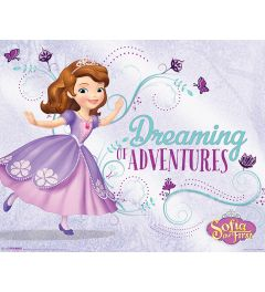 Sofia The First - Dreaming Of Adventures