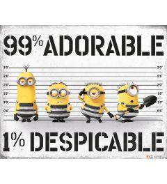 Verschrikkelijk Ikke 3 - 99% Adorable 1% Despicable