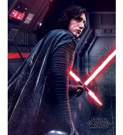 Star Wars The Last Jedi Kylo Ren Rage