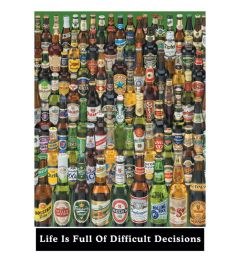 Bier - Life is Full of Difficult Decisions
