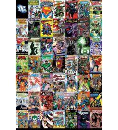 DC Comics - Montage