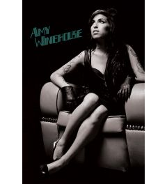 Amy Winehouse Stoel Poster 61x91.5cm