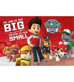 Paw Patrol - No Pup Is Too Small
