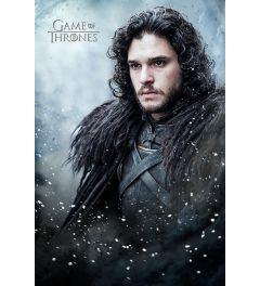 Game of Thrones - Jon - Sneeuw