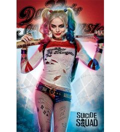 Suicide Squad - Harley - Daddy's Lil Monster