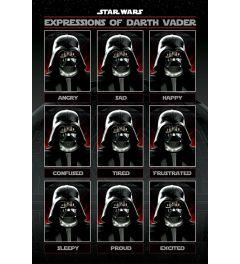 Star Wars - Uitdrukken van Darth Vader