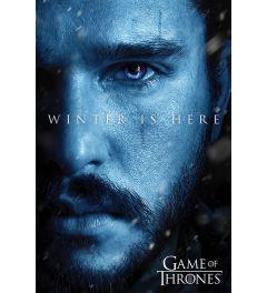 Game Of Thrones - Winter Is Here - Jon